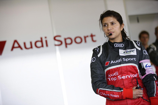 Leena Gade - Audi Engineer and Ambassador of the FIA Commission for Women in Motorsport
