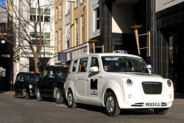 Metrocab - coming soon to a taxi rank near you!
