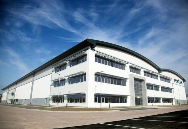 New Prodrive HQ in Banbury